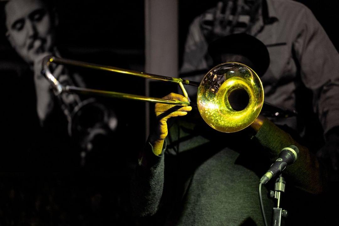 Yellow Trombone